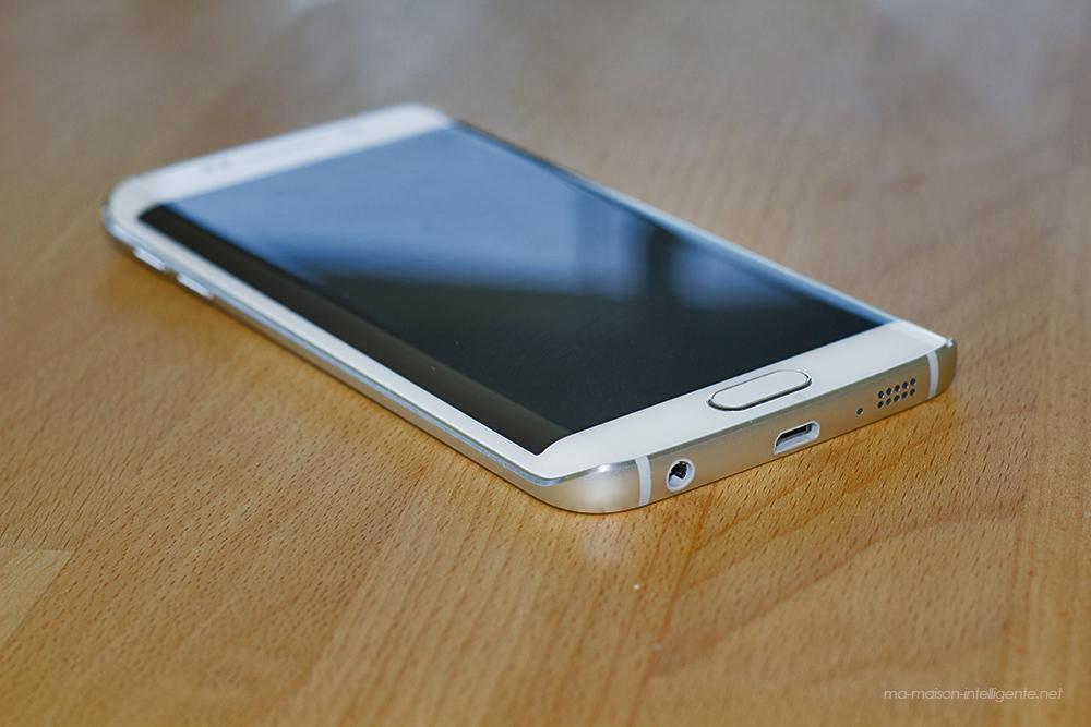 Galaxy S6 Edge ports