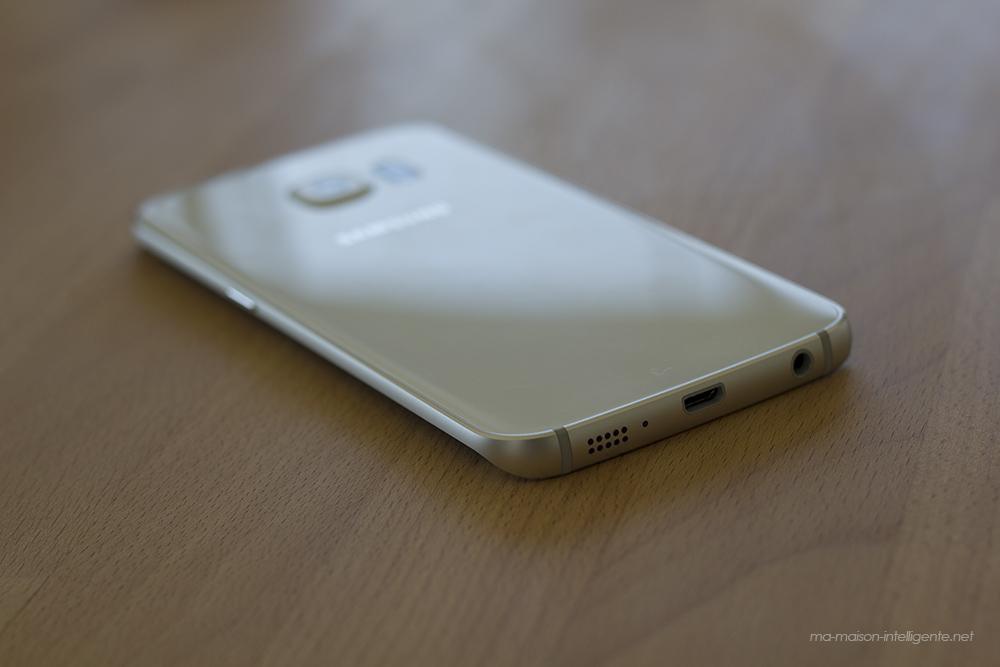 S6 Edge profil