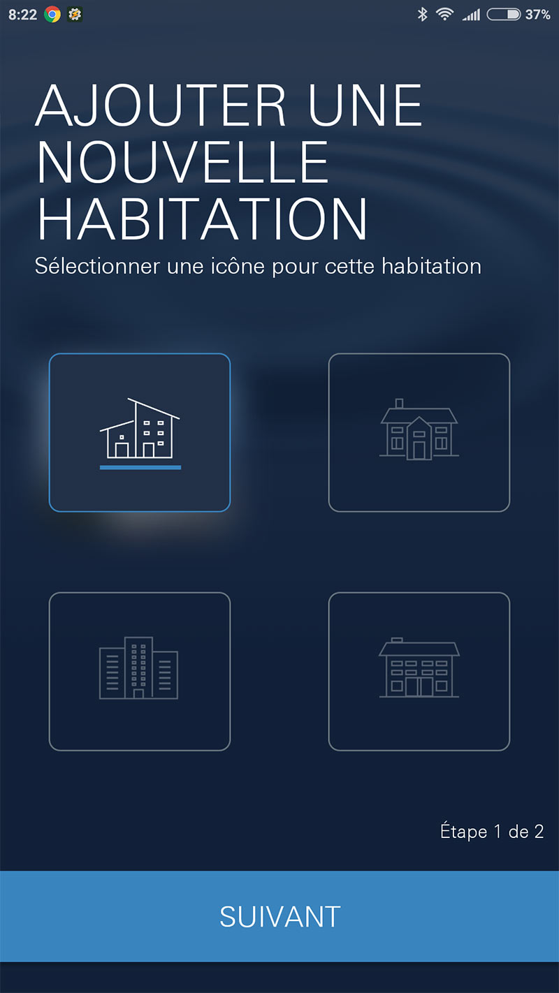 GROHE Sense - habitation