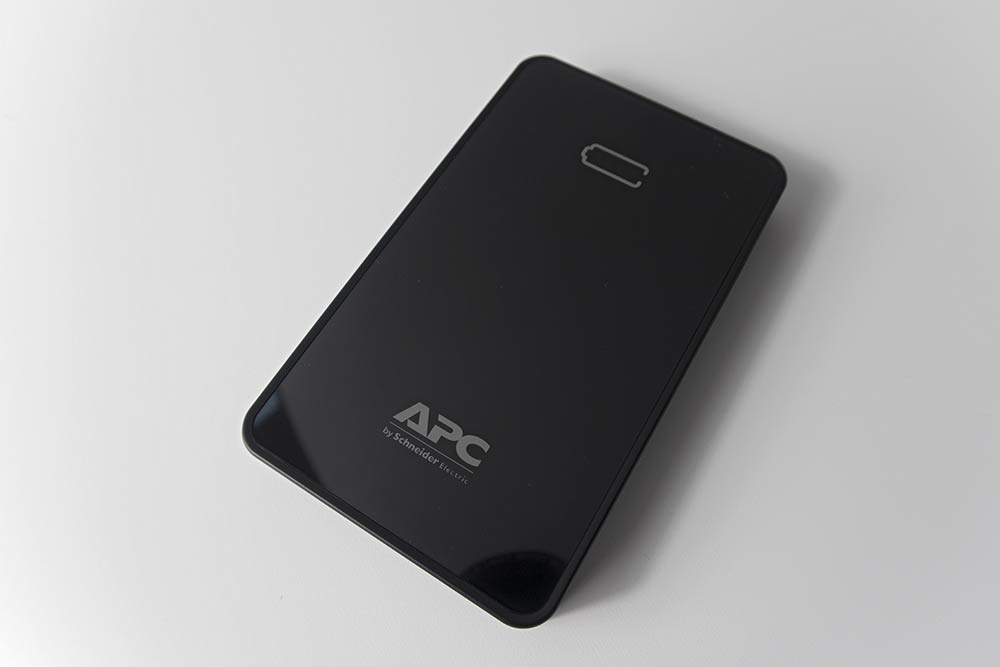 APC Mobile Pack by Schneider Electric - 5000mah black glossy